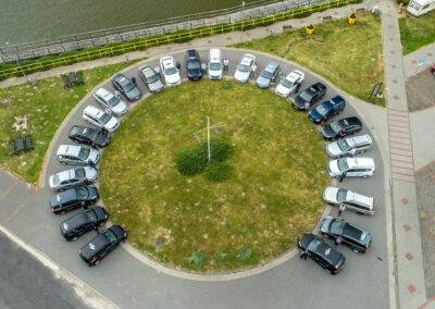 NORD Taxi Kołobrzeg morze tanie taksówki