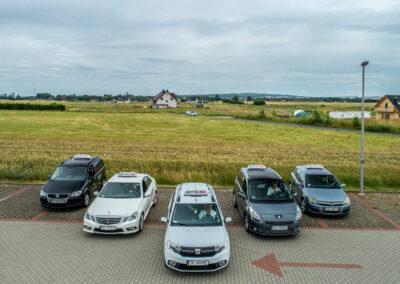 nord taxi Kołobrzeg taksówki flota oferta