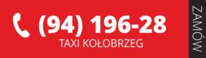 taxi Kołobrzeg zamów telefon stacjonarny: 94 196 28