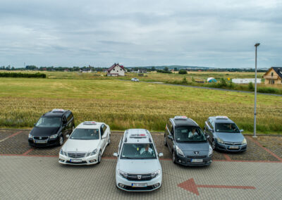 taksówki flota oferta taxi Koszalin