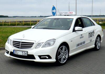 Premium ekskluzywne taksówki w Nord Taxi Koszalin