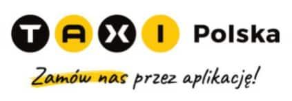 logo taxi polska zamów przez aplikacje taksówkę