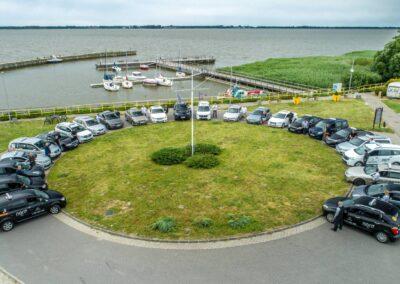Nord taxi rondo koszałek przystań Koszalin